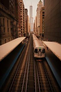 11/100x: Riding the L Train.
