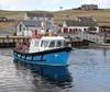 New Advance (falkirkbairn) Tags: newadvance foula walls ferry shetland