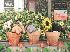 {YD}Planting Bunnies (*Your Dreams*) Tags: plantingbunnies limit8exclusive yourdreams newdecoration