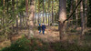 Scouting in the Forest (Poul_Werner) Tags: danmark denmark sandmilen skagen 53mm easter påske sand northdenmarkregion dk