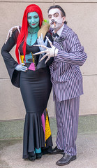 Cosplayer(s) at the 2018 Wondercon - Saturday (Alaskan Dude) Tags: travel california anaheim wondercon 2018wondercon comiccon comicconventions people portrait portraits cosplay cosplayer cosplayers costumes