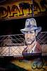 Dianas (Chris Hamilton Photography) Tags: westminster artwork d700 fair fairground hat carnival urban traveller