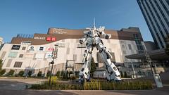 Gundam Unicorn (J3090) Tags: gundam unicorn tokyo odaiba diver city robot giant size large big white gunpla japan daiba