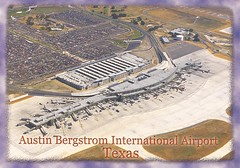 AUSbergstrom04 (By Air, Land and Sea) Tags: airport postcard aus austin texas austinbergstrominternationalairport