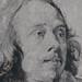 VAN DYCK Antoon - Portrait de Robert van Voerst, Graveur (drawing, dessin, disegno-Louvre INV19908) - Detail 13