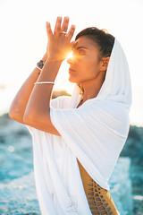 Shakti Goddesses (Digital Thangka) Tags: yoga retreat goddess nature bali rishikesh phangan feminine power