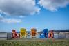 2018 April 12 Anna Royal NS-7 (janicering578) Tags: drive outdoors sky adirondack chairs water annapolis royal nova scotia