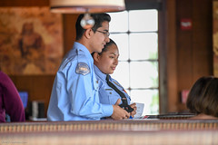 20180412-CJTipACop-LAPD-Devonshire-Cadets-JDS_6665 (Special Olympics Southern California) Tags: athletes claimjumper devonshire giving lapd letr northridge restaurant socal specialolympics specialolympicssoutherncalifornia tipacop fundraiser