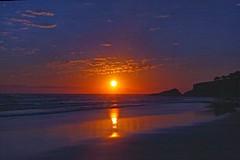 Sunrise . Fingal Beach (Uhlenhorst) Tags: 2017 australia australien landscapes landschaften travel reisen