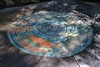 Mosaic Tile (Scott 97006) Tags: inlay tile art path walkway beautiful interesting salmon