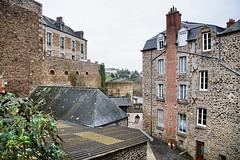 Place Aristide Briand (Yuri Rapoport) Tags: 2015 fougères illeetvilaine bretagne brittany france
