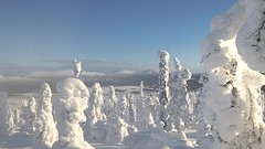 This is Lapland (RundgrenR) Tags: fell kuertunturi yllas finland lapland kolari video snow winter finnland