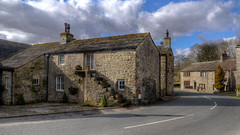 Starbotton, Upper Wharfedale, North Yorkshire (Baz Richardson (catching up again)) Tags: northyorkshire wharfedale starbotton villages streetscenes