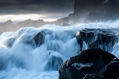 Islande, Thingvellir, 4 (Patrick.Raymond (4M views)) Tags: islande froid gel hiver neige glace cascade cercle dor hdr nikon