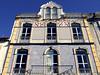 Portugal 2017-28 (Felson.) Tags: vacanza viaggio holiday trip travel portogallo portugal tomar town paese palazzo building azulejos color colori cielo sky blu blue finestre balconi windows