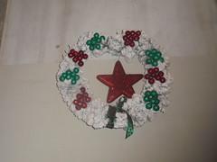 080 (en-ri) Tags: corrona addobbi natale christams stellina rosso verde bianco sony sonysti