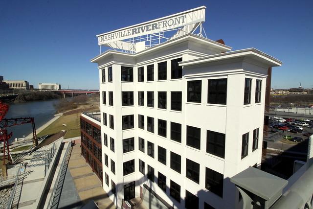 Nashville Bridge Company Building