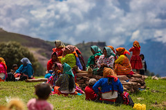 Mujeres rarámuris en Yúmari (Dal_air) Tags: rarámuri mujeres yumari tradicion sierra chihuahua fotoperiodismo daliri oropeza