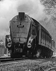 Power of the A4 (Nigel Valentine) Tags: a4 60009 union south africa summerseat east lancashire railway