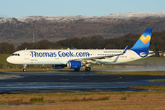 G-TCDB Airbus A321-211 EGPH 28-12-17 (MarkP51) Tags: gtcdb airbus a321211 a321 thomascookairlines mt tcx glasgow airport gla egpf scotland aviation aircraft airplane plane image markp51 nikon d7200 sunshine sunny aviationphotography