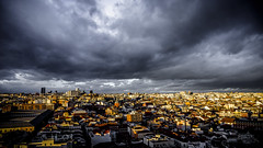 Esos días raros (pepoexpress - A few million thanks!) Tags: nikon nikkor d750 nikond750 nikond75024120f4 24120mmafs pepoexpress allrightsreserved copyright© madrid cielosdemadrid city cityscape tormenta storm clouds skylinearchitecture skyline