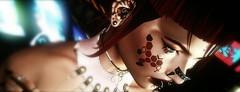Synthetic firefly - ^^Swallow^^ Ears Contest 2018 - (Anaryane résident/Héloïse Cendrelac) - photo1 (Héloïse Cendrelac) Tags: portrait swallow cyberpunk drune sl secondlife