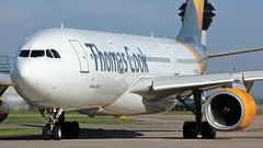 G-OMYT (AnDyMHoLdEn) Tags: thomascook a330 egcc airport manchester manchesterairport 23l