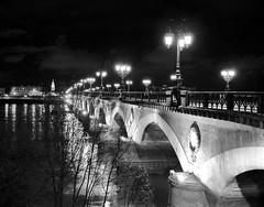 Bordeaux Pont de Pierre (dominiquedruon) Tags: