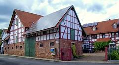 Rothenbergen (wernerfunk) Tags: fachwerk hessen architektur landhaus