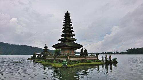 Pura Ulun Danu Bratan 水神廟