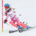 U14 Ladies Slalom - Jessica Blackburn.  1st place USA PHOTO CREDIT: Jon Hair/Coastphoto.com