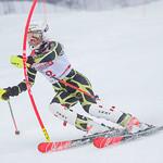 U14 Girls, Slalom. Kaila Lafreniere - 2nd Place. WMSC Canada PHOTO CREDIT: Jon Hair/Coastphoto.com