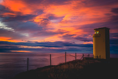 Guiding Light (West Leigh) Tags: iceland nature lighthouse husavik travel explore experience dream discover wanderlust wander travelphotography tranquil sunset sunrise search believe unknown mystery find glow naturalbeauty