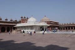001I (ranchodass) Tags: fatehpur sikri india