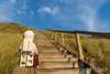 Climbing the stairs of society (5/6) (Ballou34) Tags: 2017 7dmark2 7dmarkii 7d2 7dii afol ballou34 canon canon7dmarkii canon7dii eos eos7dmarkii eos7d2 eos7dii flickr lego legographer legography minifigures photography stuckinplastic toy toyphotography toys stuck in plastic space exploration beach sand walk lemvig jutlandcentral danemark dk