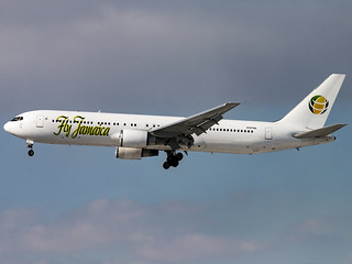 Fly Jamaica | Boeing 767-319(ER) | N767WA