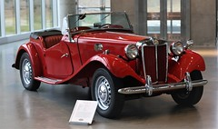 1953 MG TD (patrickcleere55) Tags: patrickc5 patrick cleere barber motorsports museum 1953 mg td