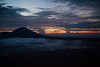 Sunrise on mount Batur (tanya.mesch) Tags: vacation bali indonesia asia november 2016 ocean beach surfing blue water sky monkeys nature batur volcano sunrise mountains