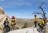 Search and Rescue Technical Training. JOSAR (Joshua Tree National Park) Tags: joshuatree nationalpark joshuatreenationalpark