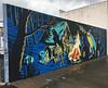 Narwhal of a Story by The Draculas (wiredforlego) Tags: graffiti mural streetart urbanart aerosolart publicart powwowhawaii powwow oahu hawaii honolulu hnl thedraculas