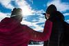 Snowshoe walkers in Rauhalahti 5 (VisitLakeland) Tags: jätkänkämppä rauhalahti kuopio finland winter ice snow lumi talvi jää outdoor ulkoilu retkeily