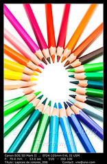 Color pencils (__Viledevil__) Tags: art background blue bright brown color colorful colour crayon creativity design draw green group multicolored object orange paint palette pastel pen pencil pink purple rainbow red row spectrum tip vibrant white wood wooden write yellow