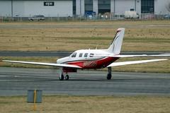 N9122N  Piper PA-46-310P Malibu [4608097] Staverton~G 19/03/2010 (raybarber2) Tags: 4608097 airportdata approachtodo bizprop cn4608097 egbj flickr n9122n usacivil