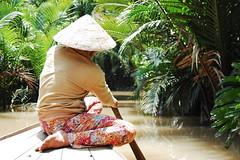 Mekong River (Elena_Bernasconi) Tags: mekong river vietnam asia trip adventure