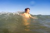 Luca in Murcia 1 (Sapient Iguana) Tags: sea water ocean swim swimmer swimming beach atthebeach boy