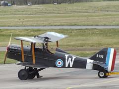 G-BUOD Replica SE5A Private (Aircaft @ Gloucestershire Airport By James) Tags: gloucestershire airport gbuod replica se5a private egbj james lloyds