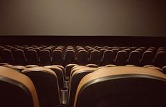 Calm before the storm (Knuckles245) Tags: mobile photography movie theatre movietheatre pa philadelphia readyplayerone seats rpx regal regaltheatre cinema bigscreen screen