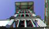 Elevador de Santa Justa 3D (wim hoppenbrouwers) Tags: elevador santajusta 3d elevadordesantajusta anaglyph stereo redcyan lisboa lissabon portugal lift