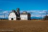 Whit Barn (madzack385) Tags: colorado rural eaton agriculture farm farming weldcounty landscape barn white mountains rockymountains