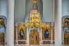 Cathédrale de la Sainte-Trinité - Paris (gilles_t75) Tags: d7200 france gillest hdr nikkor1024mmf3545 nikon bracketing exposurefusion highdynamicrange photohdr photomatix tonemapping îledefrance paris75 parisvii 75007 cathédrale saintetrinité chersonèse égliseorthodoxesrusse lustre luminaire